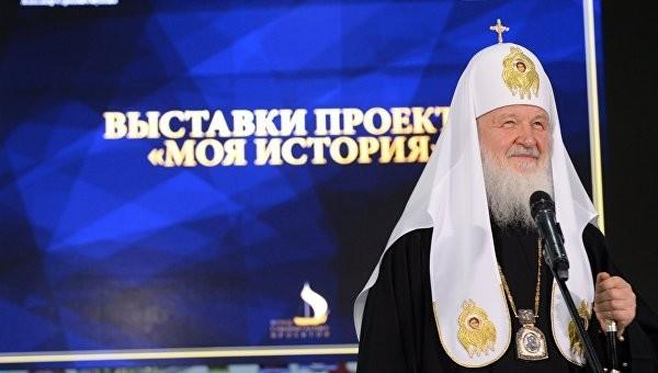 Патриарх Кирилл: Национальная идея всегда связана с пониманием своей истории, со знанием героев и подвига своего народа