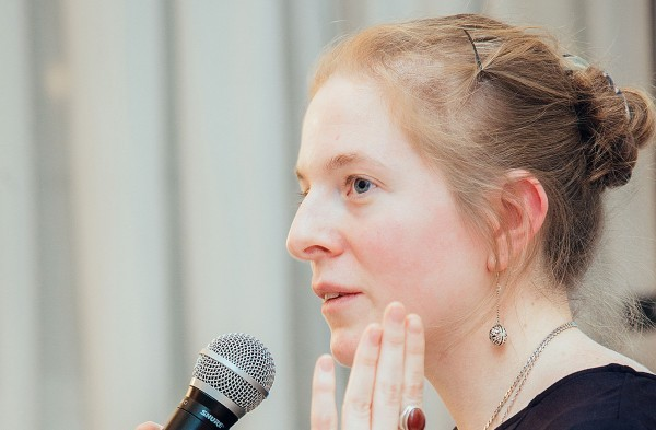 Анна Сонькина-Дорман. Фото: Иван Джабир