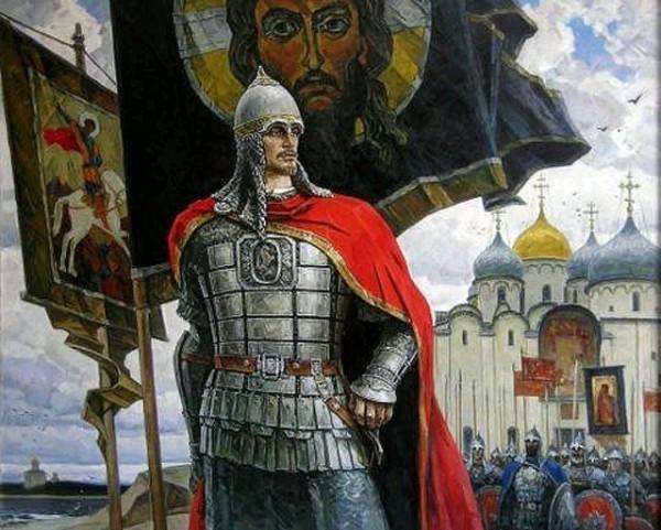 Под покровительством святого Александра Невского