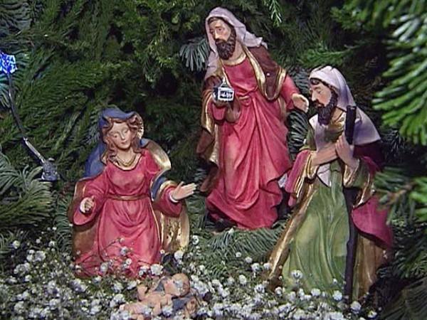 Христиане разных стран отмечают Рождество