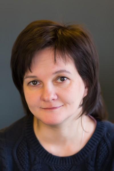 Ирина Лукьянова. Фото Анны Даниловой