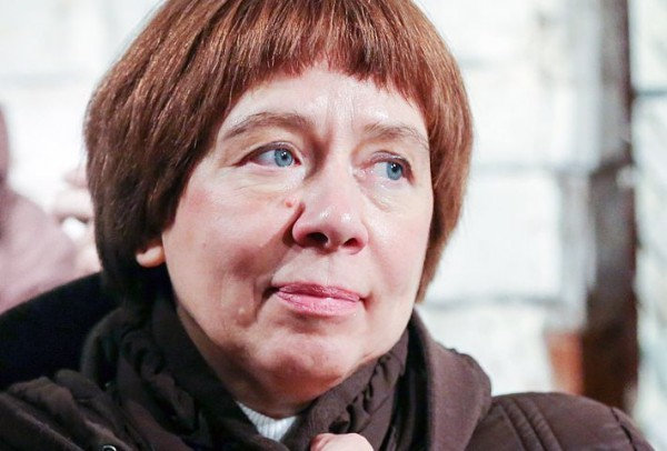 Ирина Языкова. Фото Анны Гальпериной