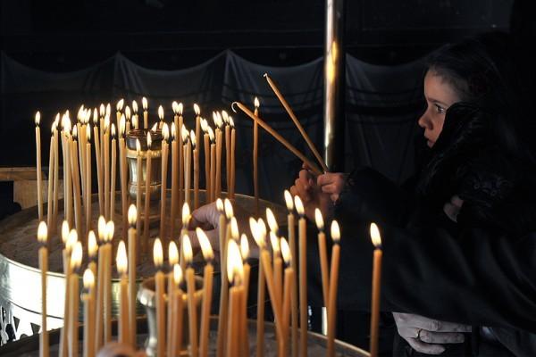 Православные десяти Поместных Церквей встречают Рождественский сочельник