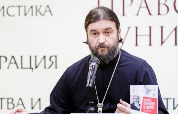 Протоиерей Андрей Ткачев: Христианство по праву кулича уже никого не греет