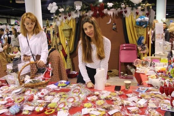На самой крупной благотворительной ярмарке в Москве собрали 7,5 миллионов рублей