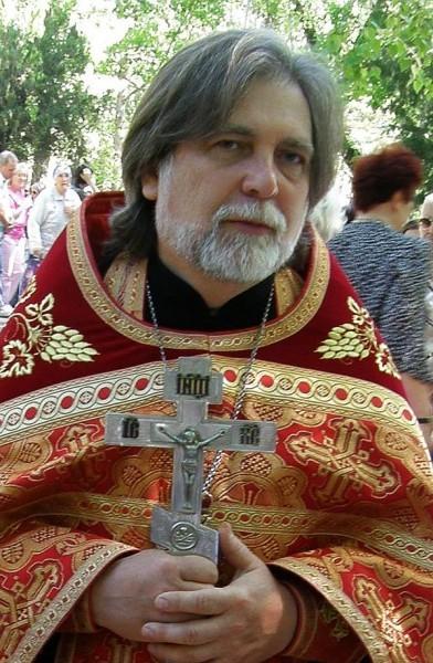 Протоиерей Александр Пономаренко