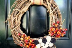 Рождественский венок: традиция, рождественский венок своими руками