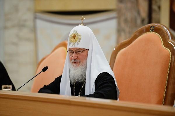 Патриарх Кирилл: Очень важно, чтобы каждая девушка знала, что аборт — это убийство