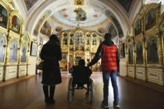 Отдельный храм для инвалидов – это унизительно!