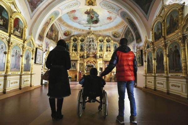 православные знакомства для инвалидов видео
