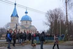 На Украине захватили еще один храм Московского Патриархата