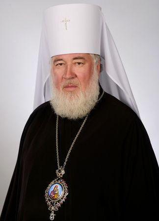 Митрополит Ровненский и Острожский Варфоломей