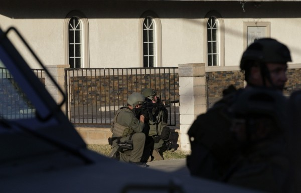 Полиция обезвредила подозреваемых в стрельбе в Калифорнии