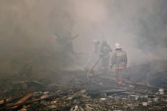 Пожар в психоневрологическом интернате в Воронежской области унес жизни 23 человек