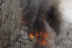 10 человек пострадали при взрыве газа в жилом доме в Волгограде