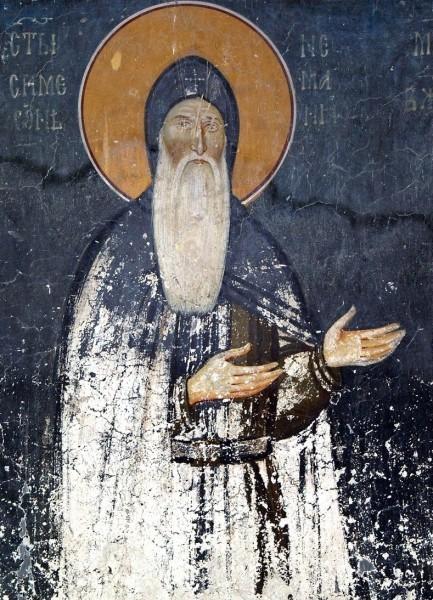 Святой Симеон Мироточивый (Стефан Неманя)