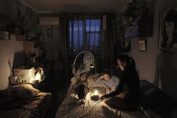 Ваня и его семья. Севастополь.Фото: Андрей Любимов / Такие дела