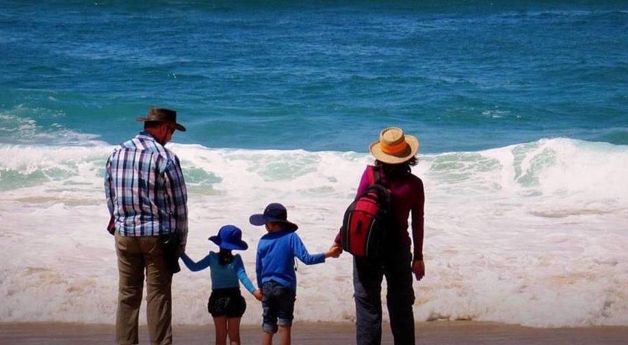 Особенная приемная дочка австралийских родителей, или «Если вы такие сумасшедшие, приезжайте!»