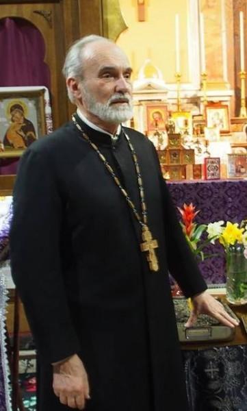 Священник Владимир Зелинский