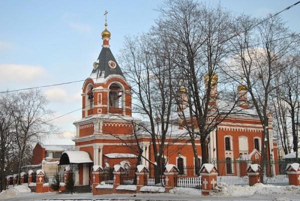 Храм Рождества Пресвятой Богородицы во Владыкине