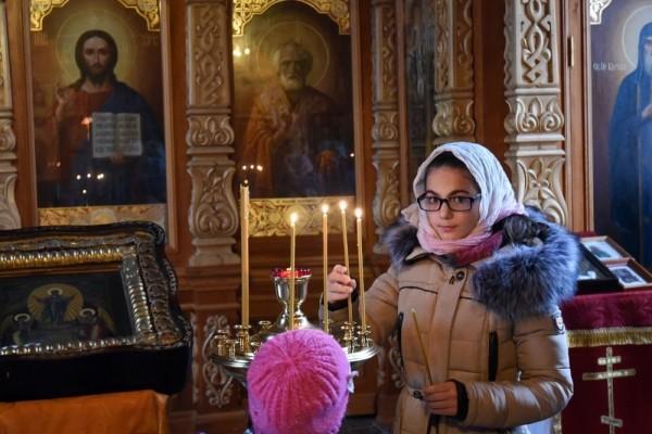 В монастыре под Астраханью замироточили 59 икон