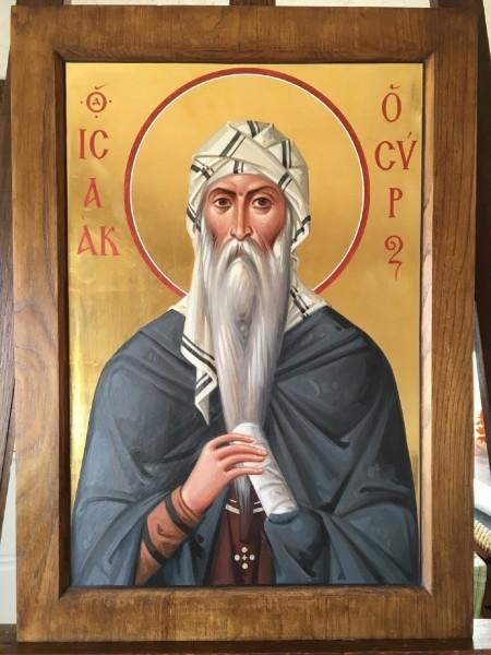 Архимандрит Зинон. Святой Исаак Сирин