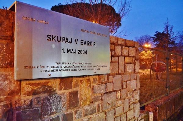 Несмотря на Шенгенскую зону, заборы на итало-словенской границе всё еще местами стоят. Фото: puerrtto.livejournal.com
