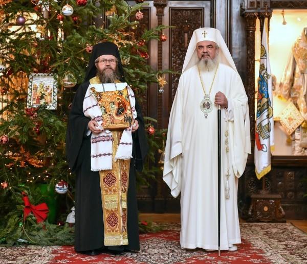 Патриарх Румынскиой Православной Церкви Даниил