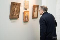 «Мы смотрим на икону как на диковинный артефакт»