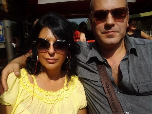 Голенковы Виктория и Владимир