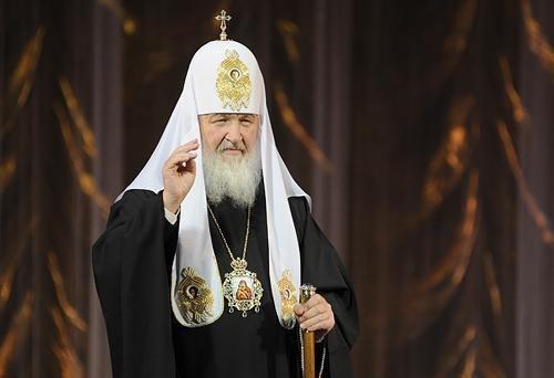 Патриарх Кирилл поздравил глав инославных церквей с праздником Рождества Христова