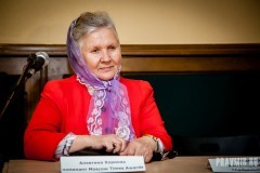 Доктор Алевтина Хориняк – новые герои нового времени