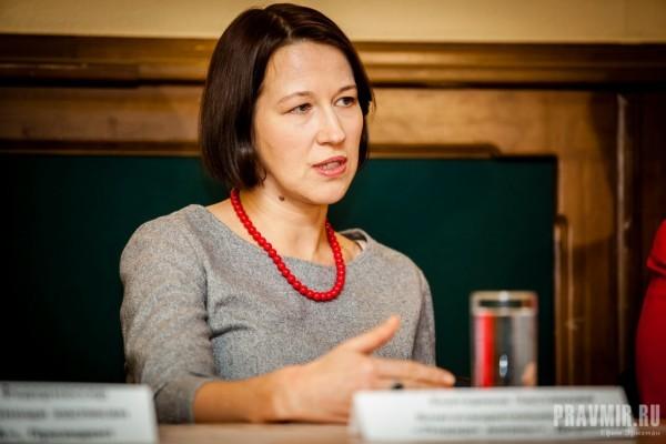 Катерина Чистякова