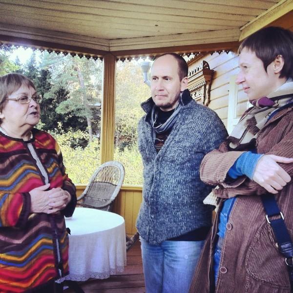 Лилия Рязанова (слева)