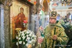 В лике местночтимых святых Киевской епархии прославлен блаженный Иоанн Босой