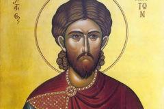 Церковь чтит память святого мученика Платона Анкирского