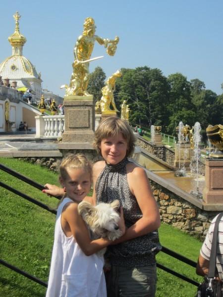 Шарова Ирина и Васильева Лилия