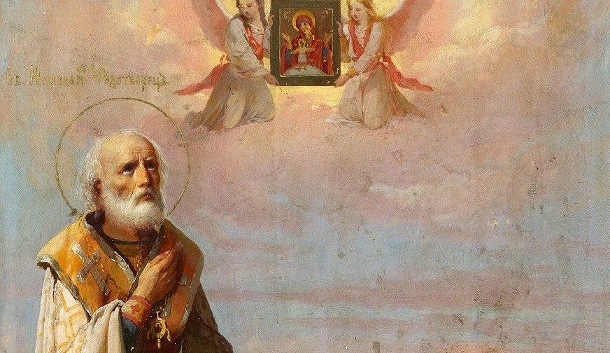 Святитель Николай – почему он?