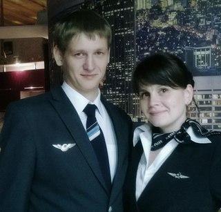 Свиридовы Станислав и Анна