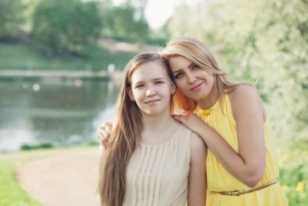 Витальевы Ирина и Алиса