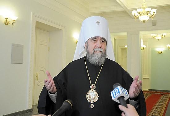 Омская епархия прокомментировала слова митрополита Владимира о зачатии детей в пост