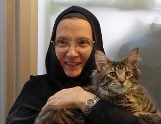 Монахиня Корнилия (Рис): Я долго ходила по мелководью и вдруг попала в океан