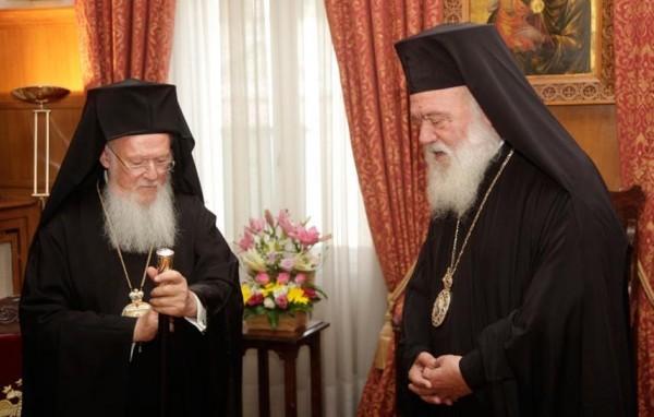 Архиепископ Афинский отказался участвовать в подготовке Всеправославного Собора
