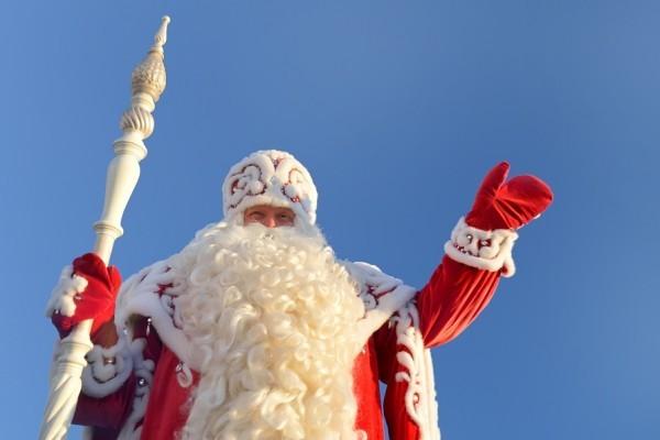 """Товарищи, скажем твердое «нет» канонизации Деда Мороза!"""