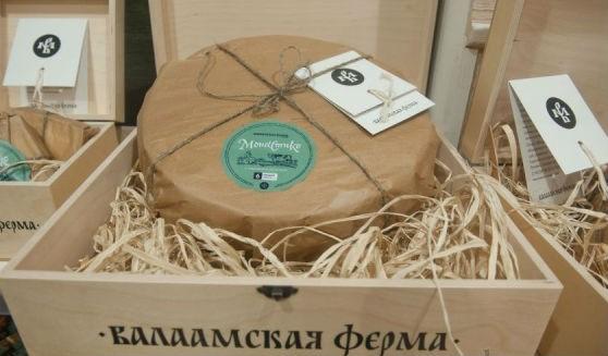 Монахи Валаама начали первые поставки монастырского сыра