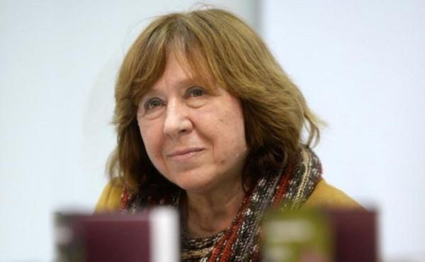 Нобелевская лекция Светланы Алексиевич
