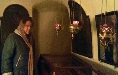 Женщина исцелилась от рака по молитвам в Киево-Печерской Лавре