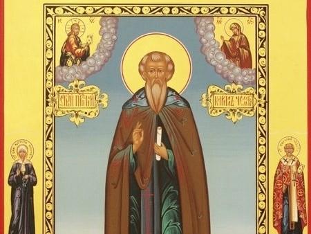 Церковь отмечает память преподобного Кирилла Челмогорского