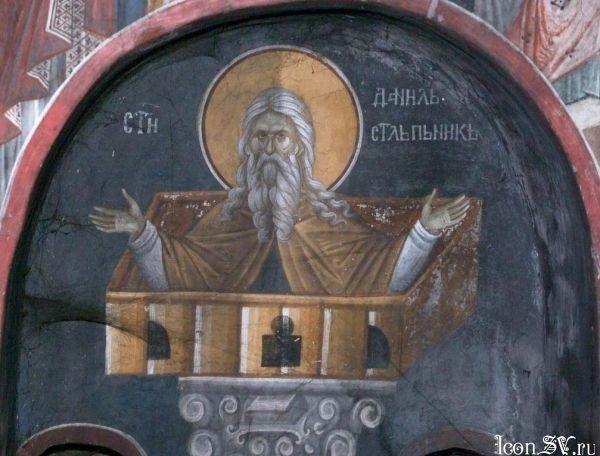 Церковь празднует память преподобного Даниила Столпника