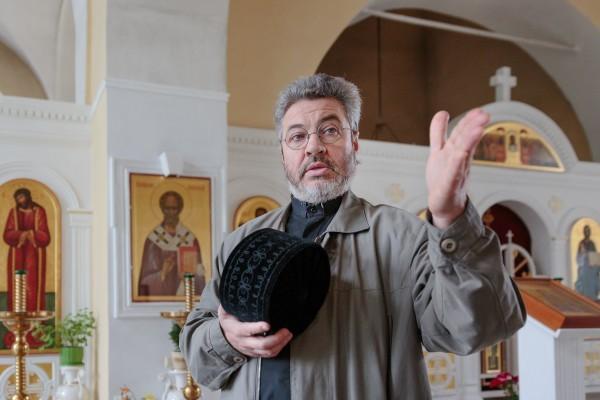 Протоиерей Петр Дынников
